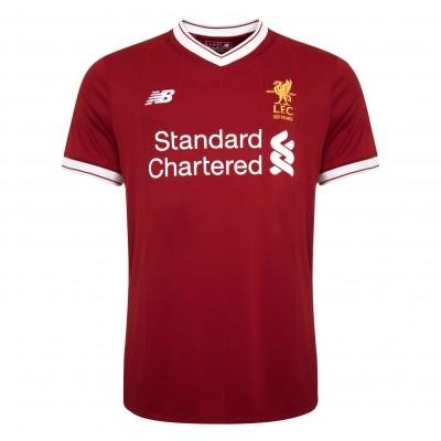 Liverpool - Retro kits are always going to be cool and Liverpool's latest is no exception to that rule. Commemorating the club's 125th anniversary, we can see that the designers have opted for a darker red than usual, incorporating both tonal pin stripes and a stand out v-neck white-tipped collar to complete the throwback aesthetic. 10/10