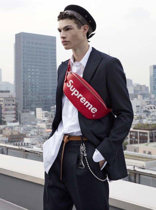 Supreme, Streetwear, Kim Jones, Louis Vuitton, Fashion