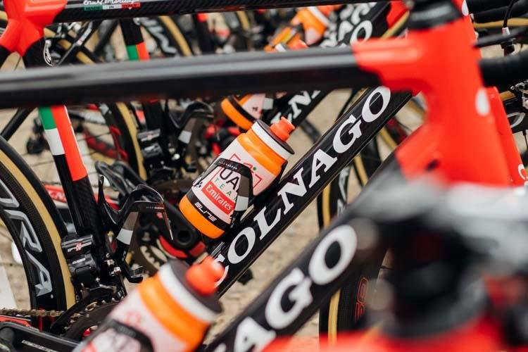 UAE, Cycling, Europe, La Doyenne, Training, Carlo Saronni