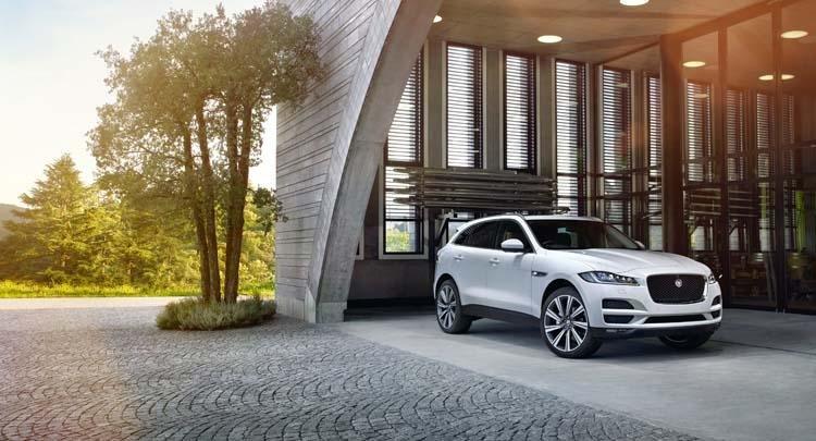 Jaguar F-Pace, SUV, Jaguar, Cars, Jaguar SUV, Luxury