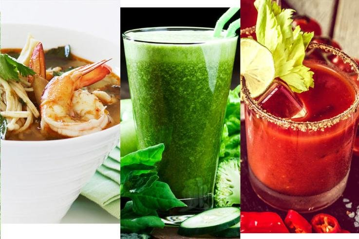 Day after, Pick-me-up, Pick me up, Recipe, Hangover, Cure, Cures, Remedy, Chef, Hangover cures, From chefs, Headaches