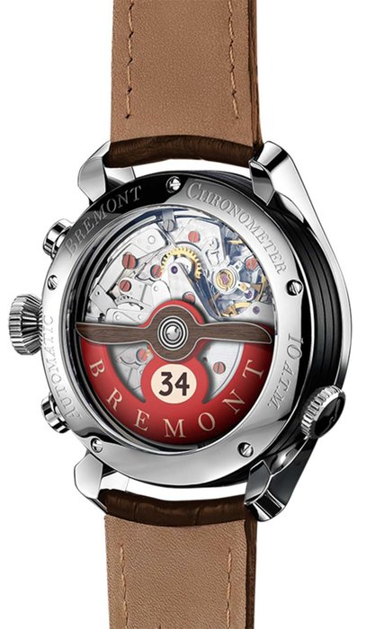 Bremont DH-88, Limited edition, Bremont, Smith Brothers, Shuttleworth Trust, De Haviland DH-88 comet, Dh88, DH-88, Watch, Timepiece