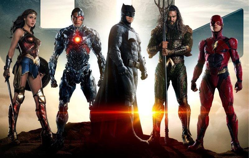 Justice league, Trailer, Superman, Batman, Wonder Woman, New trailer, Film, Teaser