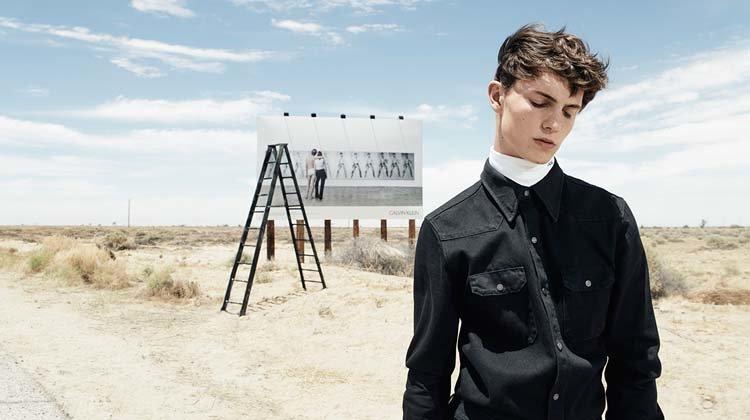 Calvin Klein, RAF, Raf Simons, Fall 2017, 205W39NYC, Advertising Campaign, Fashion