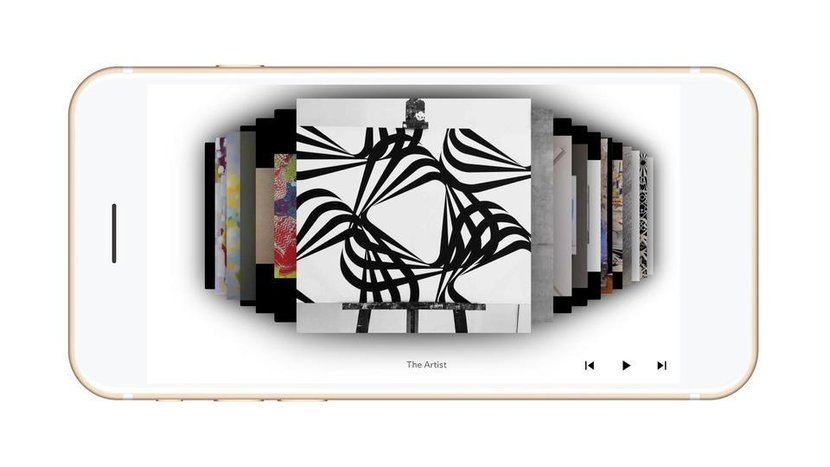 ArteVue, Art, AiWeiWei, Damien Hirst, Social Media, App, Apps, Dubai, Art app, Best apps for art, Art View