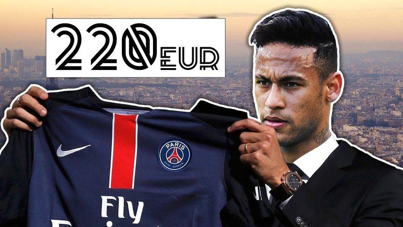 Neymar, Neymar Paris, Paris Saint German, PSG, Barcelona, Brazil, Transfer, World Record