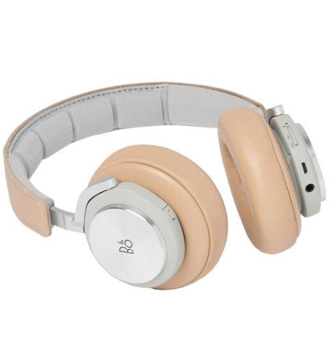B&O - H7 Leather Wireless Headphones - The streamlined shape and muted colors on these headphones elevates the entire look. AED1,500. mrporter.com