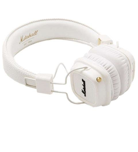MARSHALL - Major II Wireless Headphones - Marshall makes headphones and turntables that are the best of both worlds: The technology is new, but the look and feel is vintage. AED550. urbanoutfitters.com