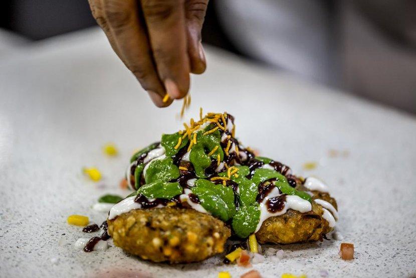Food, Review, Indian restaurant, Naya, Dubai