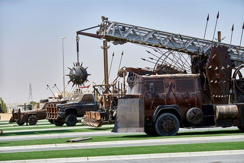 The Last Exit, Last Exit, Dubai, Last Exit Dubai., Food Trucks, Food truck, Mall, Dubai food truck, Truck stop, Hipster food, Street food, Abu dhabi