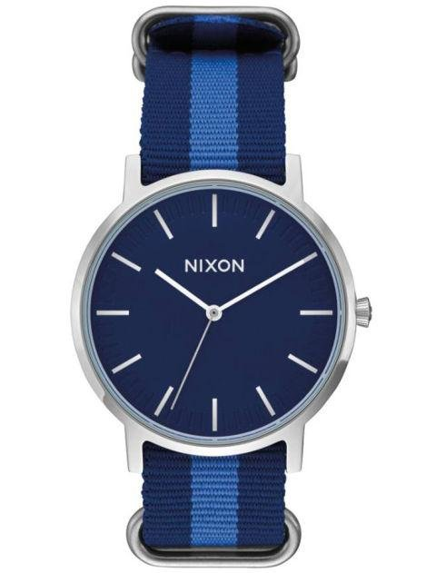NIXON - Porter Nylon Strap Watch - Nixon's nylon pick looks especially good near the beach. nordstrom.com