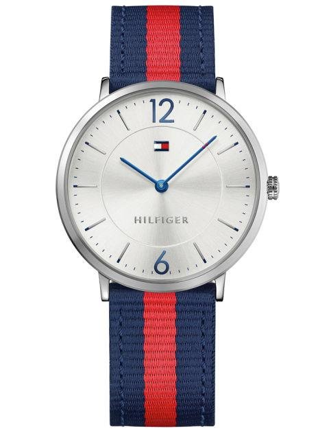TOMMY HILFIGER - Casual Sport Slim Watch - Embrace the nostalgia with this classic Tommy pick. macys.com