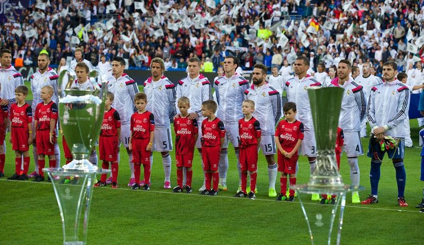 UEFA Super Cup, Super Cup, Best games, Highlights, Best moments, Top 5