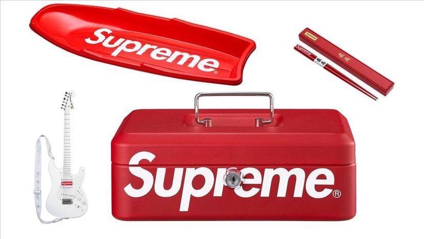 Supreme, Supreme New York, Supreme Fall / Winter Collection, Latest Drop, Streetwear, Fashion, Strange accessories, Bizzare