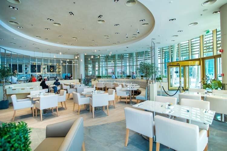 M&S Cafe, Marks and Spencer, Dubai, British Food in Dubai, British shop in Dubai, Marks and Spencer Food