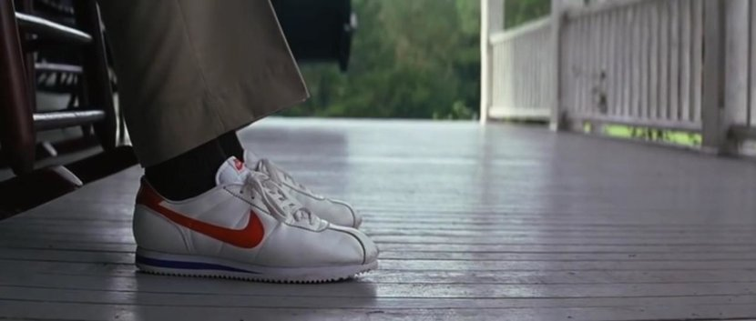 Nike, Product Placement, Movie, Sneakers, Sneakerheads, Jordans, Nike Cortez, Forrest Gump, Iconic shoes