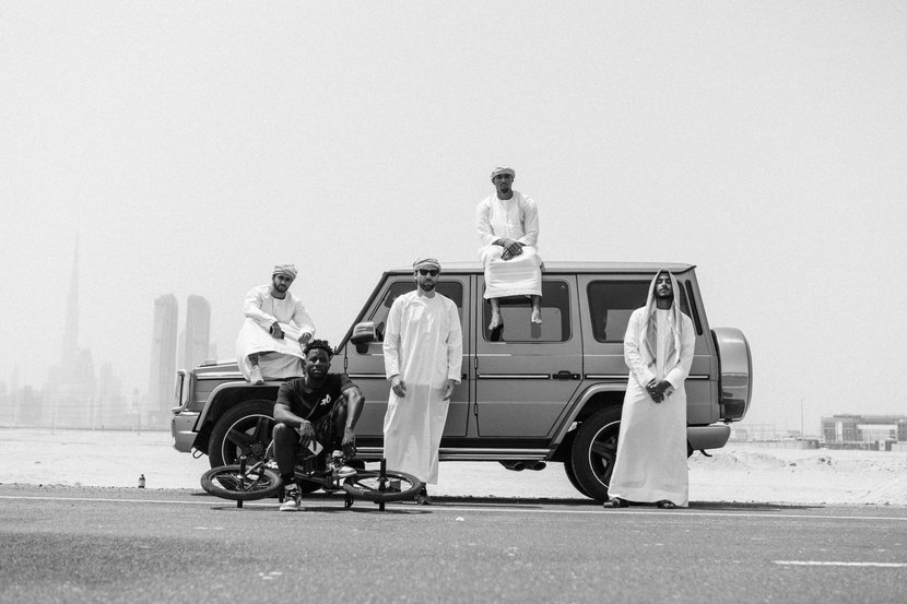 #dubai, Skydive Dubai, BMX, First-person view, Nigel Sylvester, Salt bae, Jet Ski, X-sports, GO, Go-Dubai, Dubai, Tourist