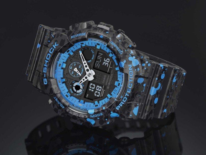 Casio, G-shock, Casio G-shock, Watches, Concepts store, Dubai, City Walk