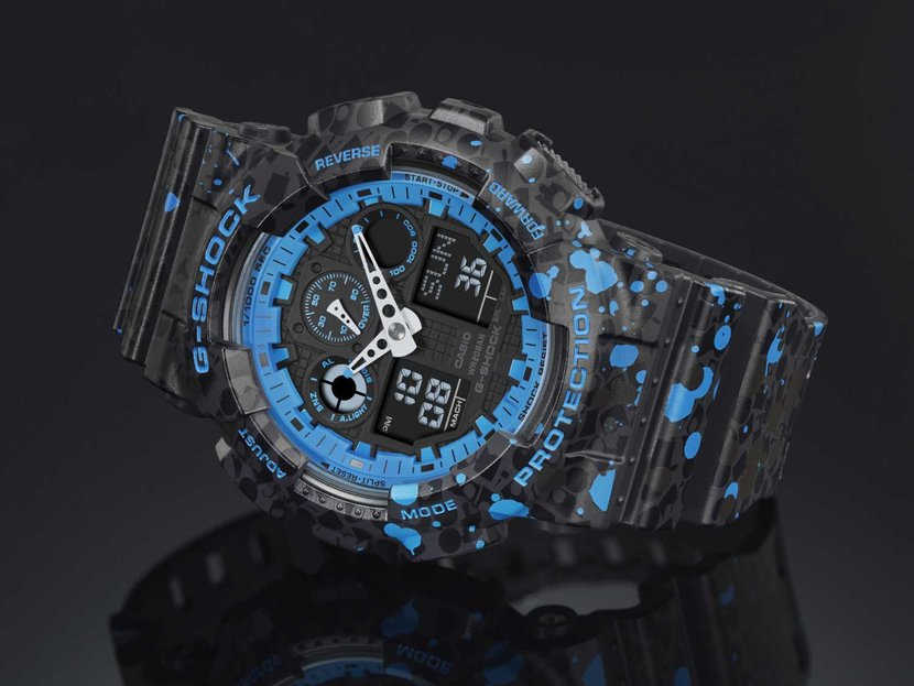 Casio Unveils New G Shock X Stash Limited Edition Watch Esquire Middle East