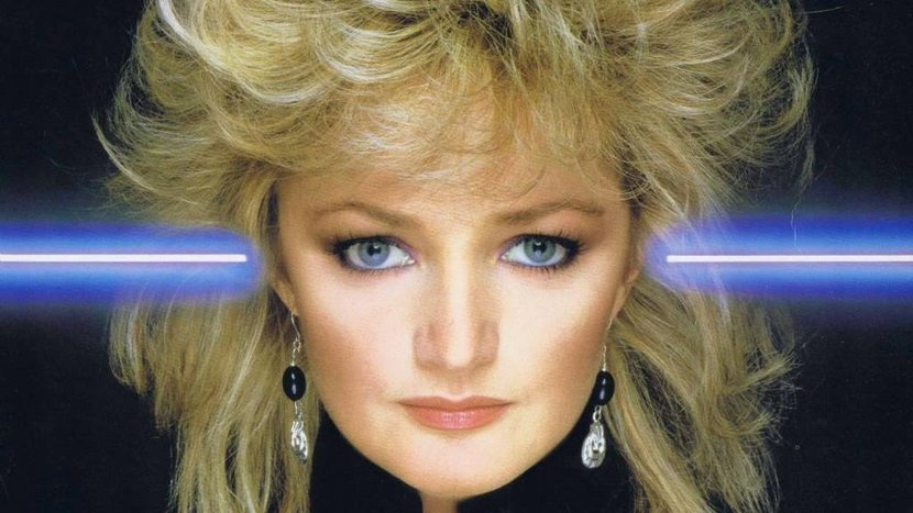 Bonnie Tyler, Music, Solar Eclipse, 80s, Total eclipse of the heart, ITunes, Number one single, Comeback, Retro