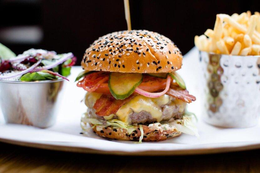 Burger & Lobster Dubai