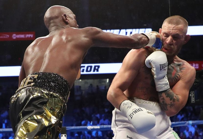 Mayweather, McGregor, Superfight, Boxing, MMA, UFC, Money Fight