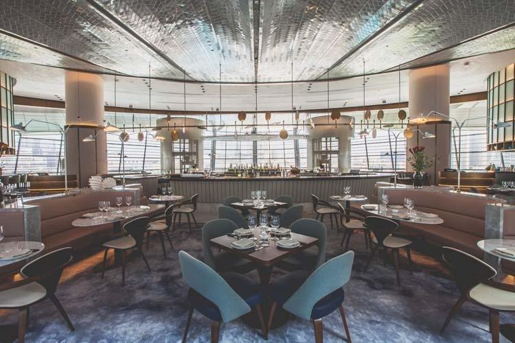 Dubai opera, Sean Connolly, Chef, Restaurants, Dubai, Food