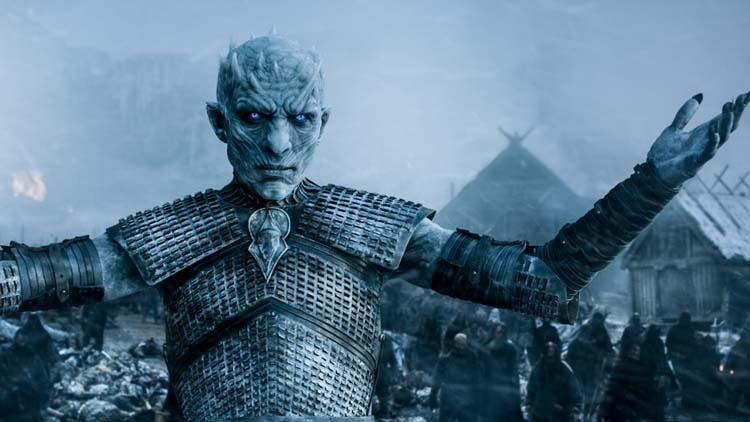 Game of thrones, Jon Snow, Daenerys Targaryen, Season 8, Dragons, HBO, Whitewalkers