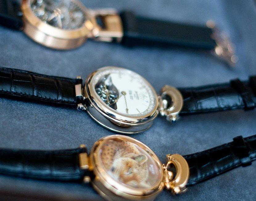 Dubai Watch Week, Bovet, Big Watch Book