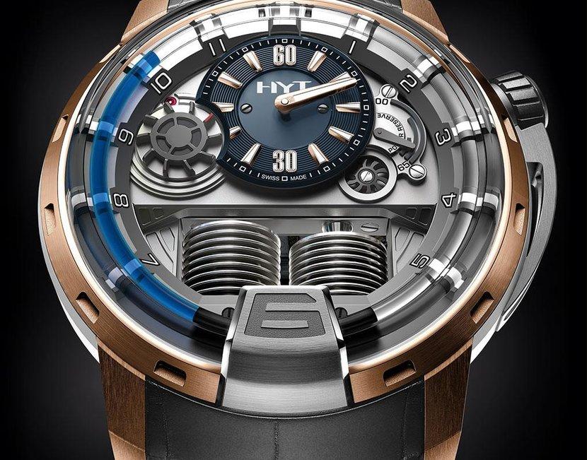 Dubai Watch Week, Hyt, Watches