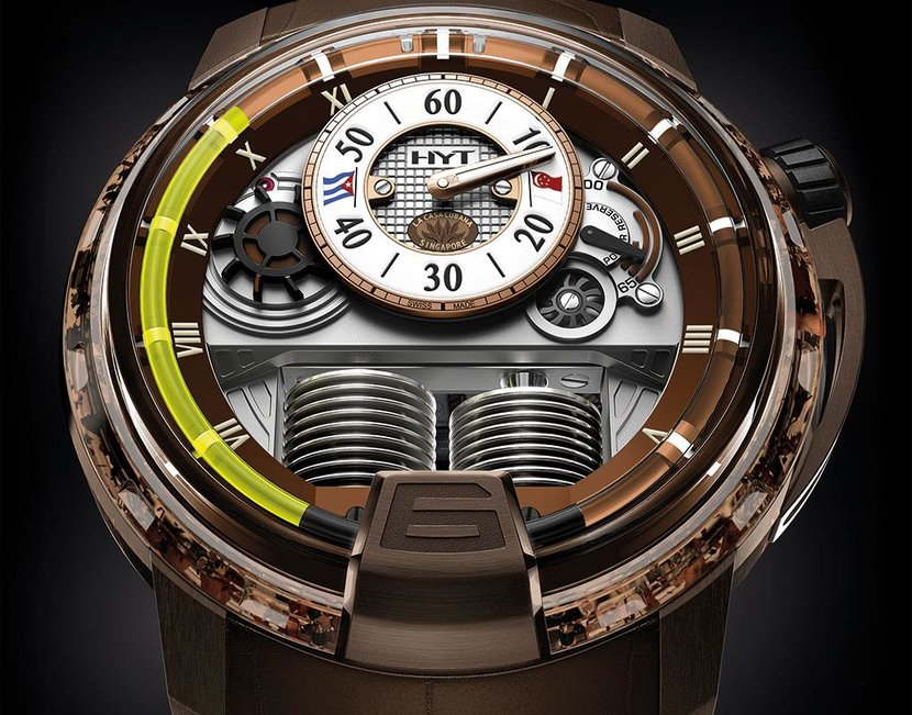 Dubai Watch Week, Hyt, Watches