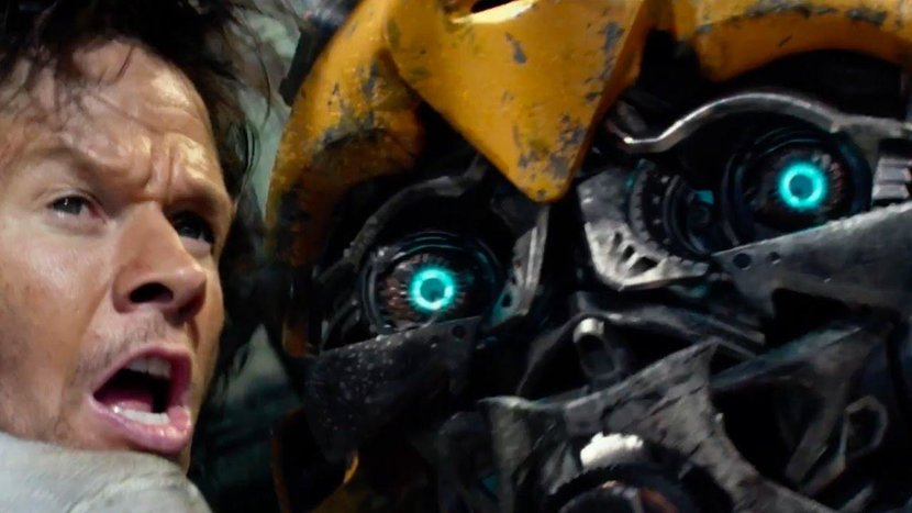Mark Walhberg in Transformers: The Last Knight