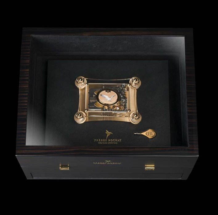 Reuge Music Box Dubai Watch Week