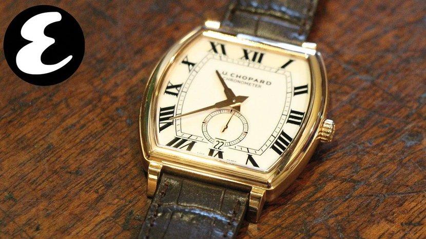 Video, Chopard, Esquire Watch Book, Big Watch Book