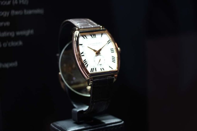 The new Chopard LUC Heritage Grand Cru