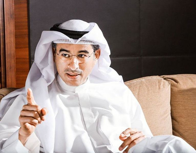 Mohamad Alabbar was one of three Emiratis that made the annual list