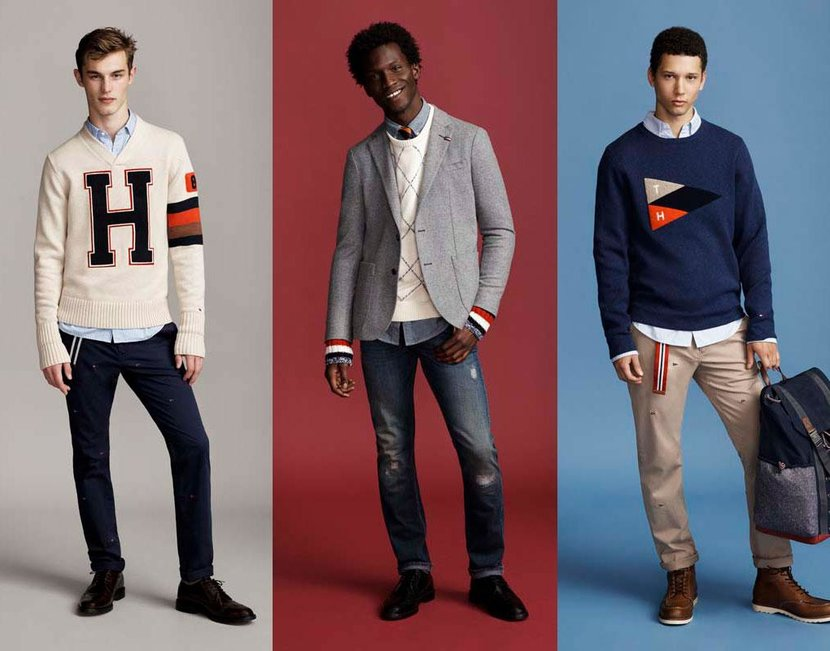 Old meets new: classic Americana with a modern silhouette