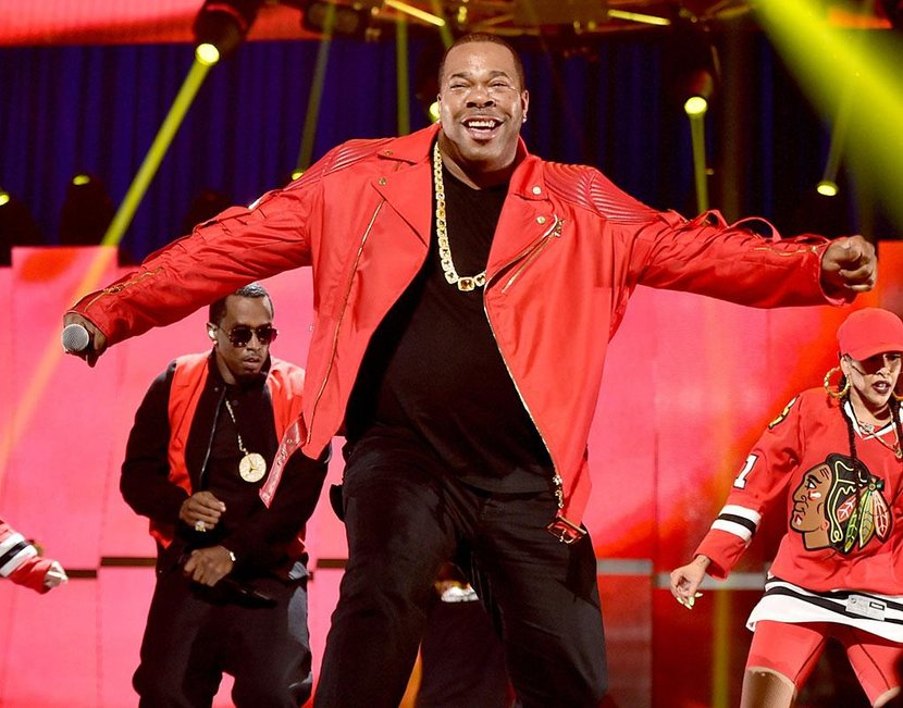 Busta Rhymes will perform during race weekend