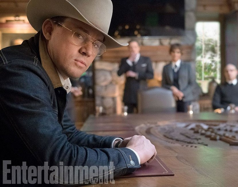 Channing Tatum plays Agent Tequila
