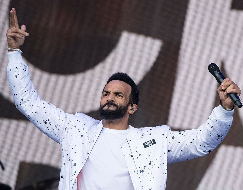 Craig David and TS5 will play The Rich List Abu Dhabi Race Weekend Extravaganza