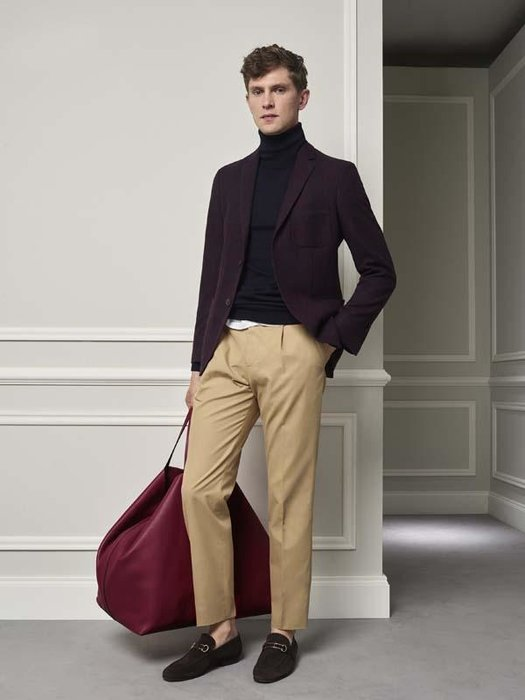 Carolina Herrera, Big Black Book, CH, Menswear, Fall/Winter 2017, Fall Winter