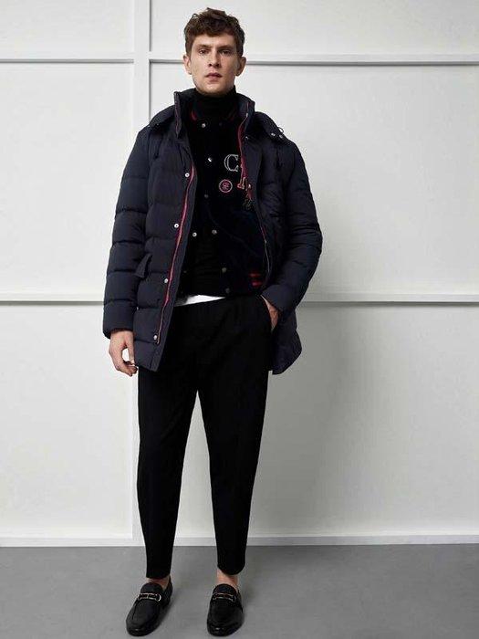 Carolina Herrera, Big Black Book, CH, Menswear, Fall/Winter 2017, Fall Winter