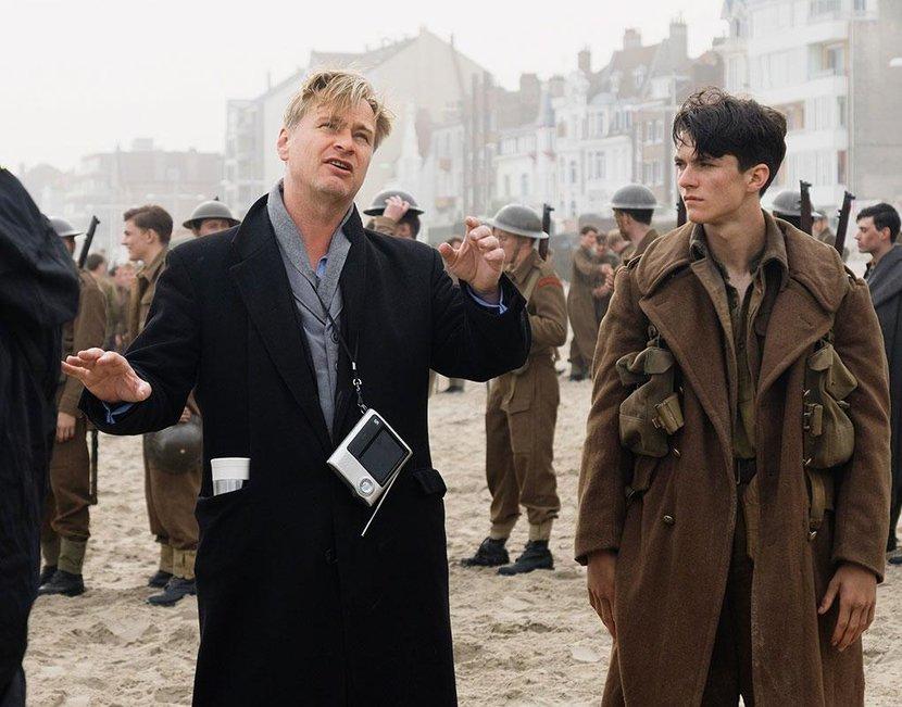 Tenet, Christopher Nolan, Robert Pattinson, Cinema