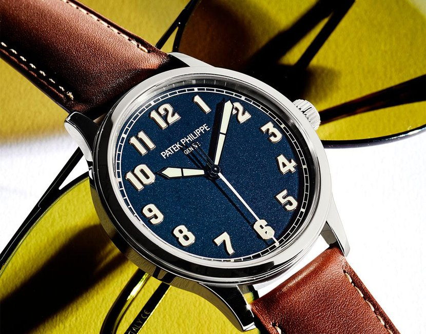 Patek Philippe, Patek, Pilot Watch, Watches, Big Watch Book, Esquire Watch Book