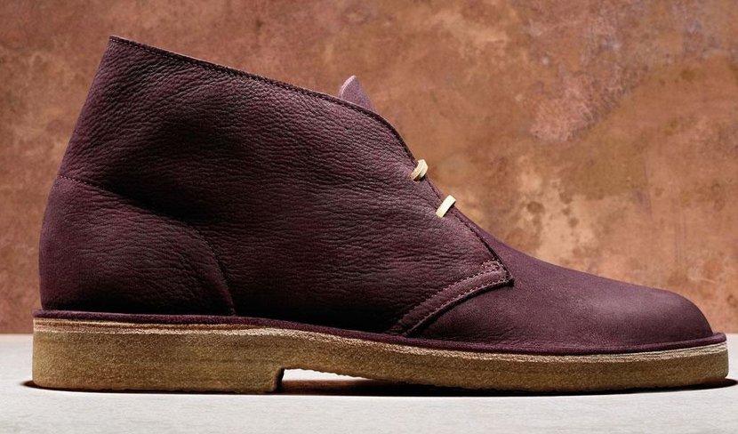 Big Black Book, Clarks, Clarks Originals, Kudu Boot, Shoes