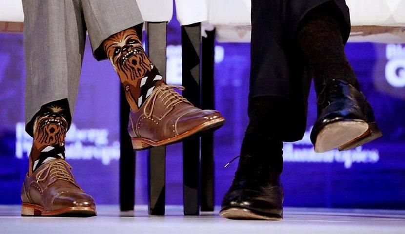 Justin Trudeau, Canada, Star wars, Style