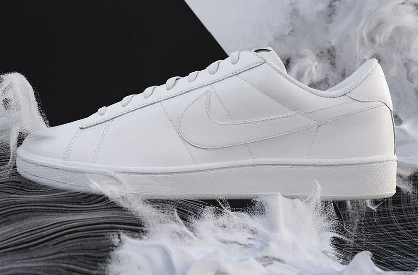 Nike's Flyleather is 40 percent lighter and five times stronger