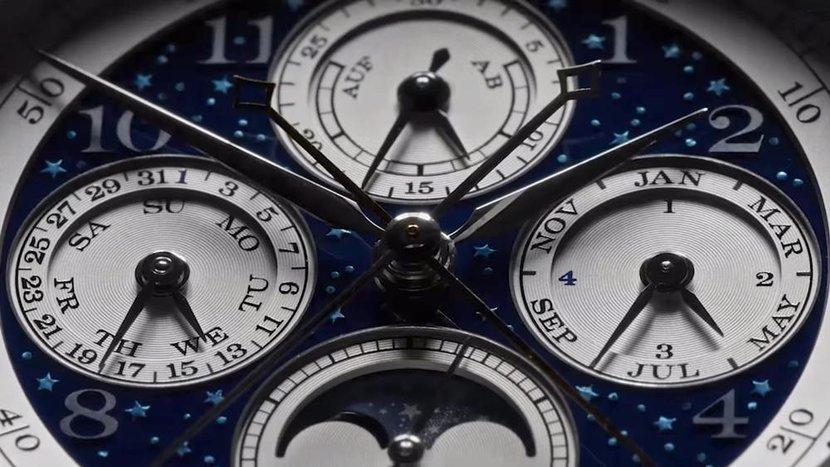 A. Lange & Söhne, Lange, Perpetual Calendar, Big Watch Book