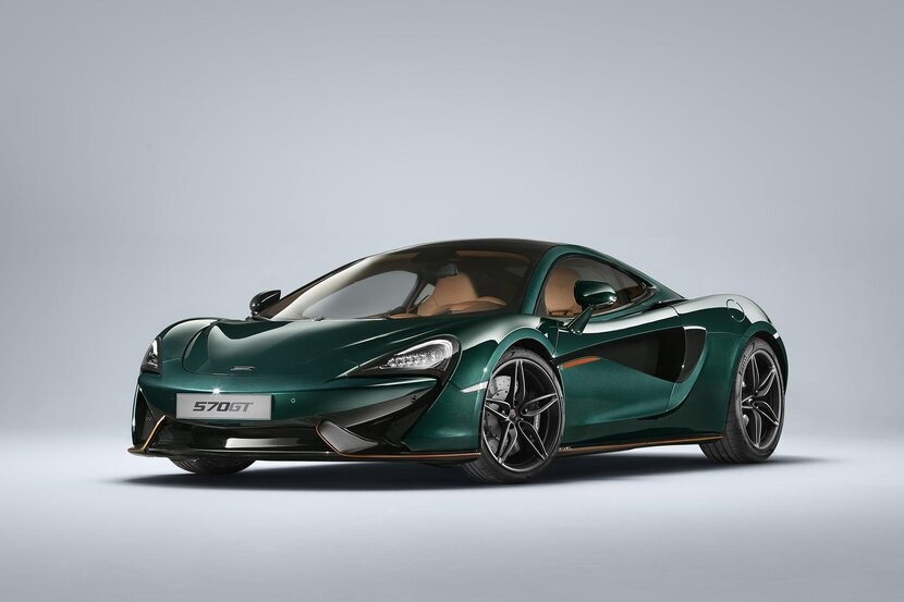 McLaren, Mclaren F1, The new 570GT XP is an improved version of 570S, Special edition McLaren, Return of Mclaren's F1 XP GT, Green Edition, Ultra Exclusive Six-unit masterpiece