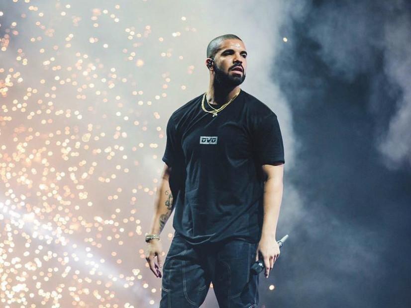 2. Drake- $94 million
